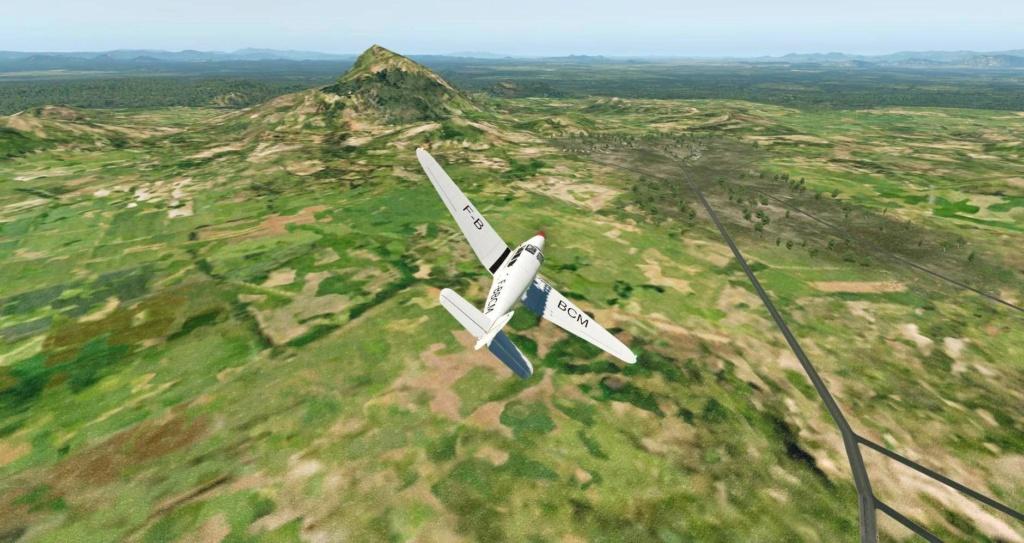 Compte-rendu FSX-France Air Vintage Etape 75 5_vert18