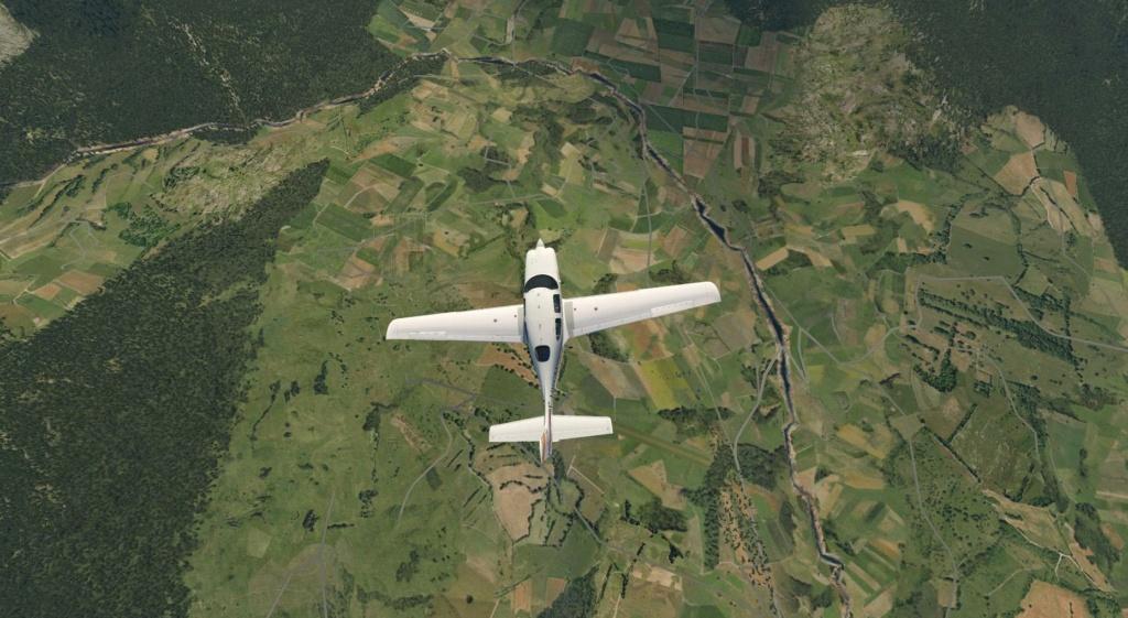 Compte rendu du vol touristique LFKP-LFTF 5_vert28