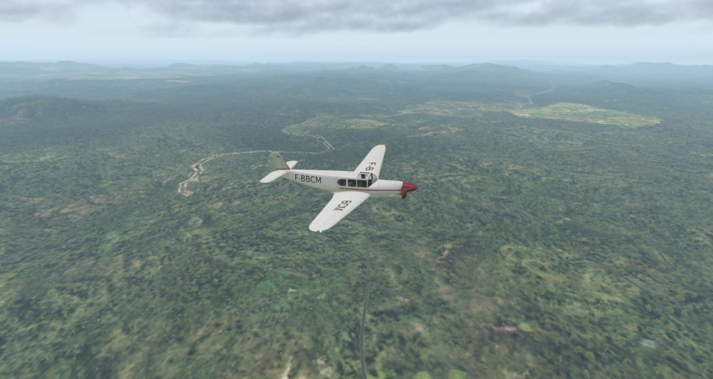 Compte-rendu FSX-France Air Vintage Etape 74 6_on_l10