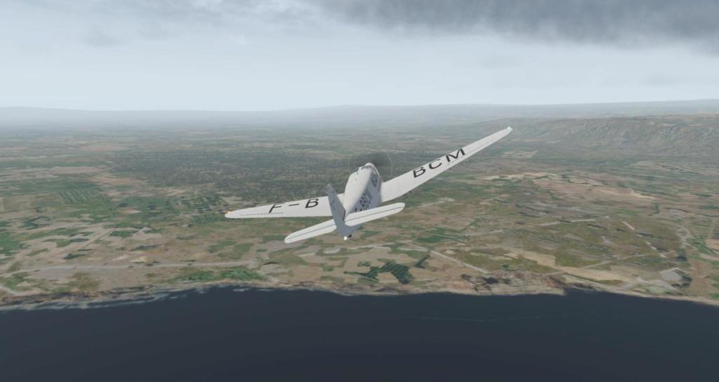 Compte-rendu FSX-France Air Vintage Etape 64 6_vert17
