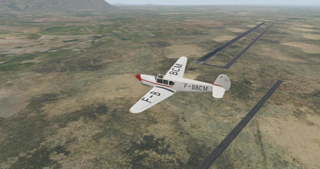 Compte-rendu FSX-France Air Vintage Etape 69  8_sur_11