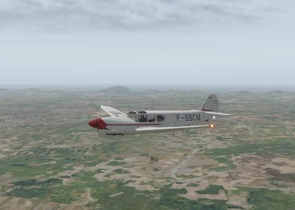 Compte-rendu FSX-France Air Vintage Etape 60 8_vues12