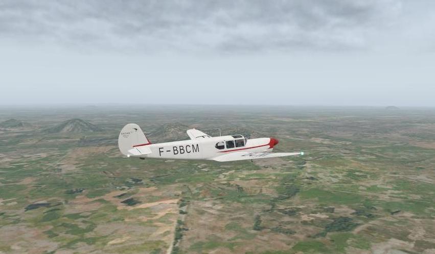 Compte-rendu FSX-France Air Vintage Etape 60 8_vues13