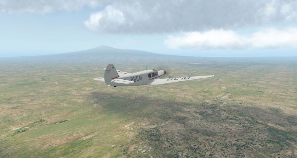 Compte-rendu FSX-France Air Vintage Etape 65 9_sur_10