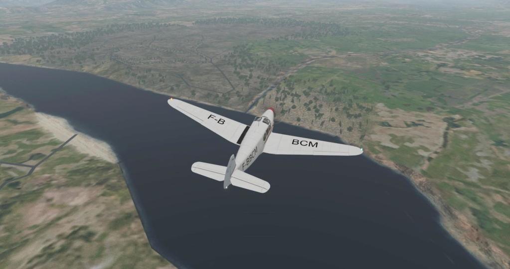 Compte-rendu FSX-France Air Vintage Etape 76 9_vert18