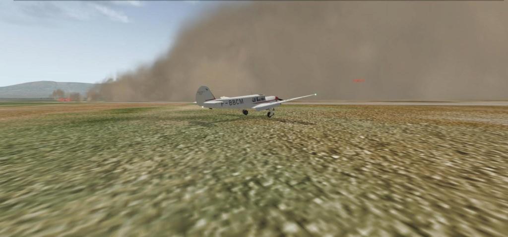 Compte-rendu FSX-France Air Vintage Etape 57 Atterr11