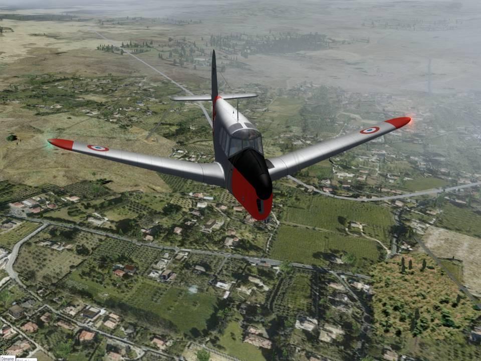 Compte-rendu FSX-France Air Vintage Etape 73 Diapos17