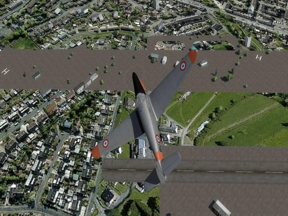Compte-rendu FSX-France Air Vintage Etape du 11 d écembre 2016 efffectuée le 22 mars20202010 Diapos44