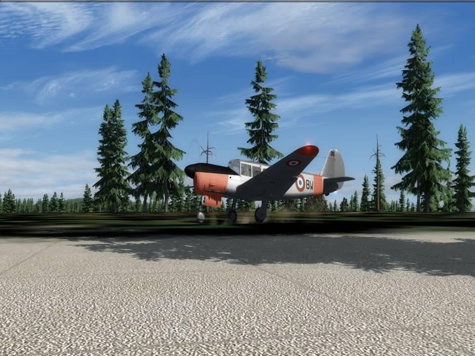 Compte-rendu FSX-France Air Vintage Etape du 11 d écembre 2016 efffectuée le 22 mars20202010 Diapos49