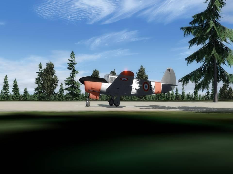 Compte-rendu FSX-France Air Vintage Etape du 11 d écembre 2016 efffectuée le 22 mars20202010 Diapos50