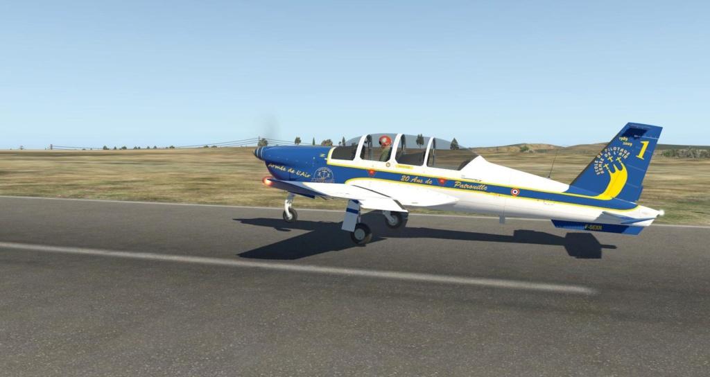 Compte-rendu FSX-France Air Vintage Etape 87 X-pla127