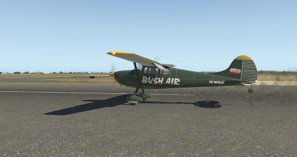 Compte rendu FSX-France Air Vintage Etape 89 X-pla132