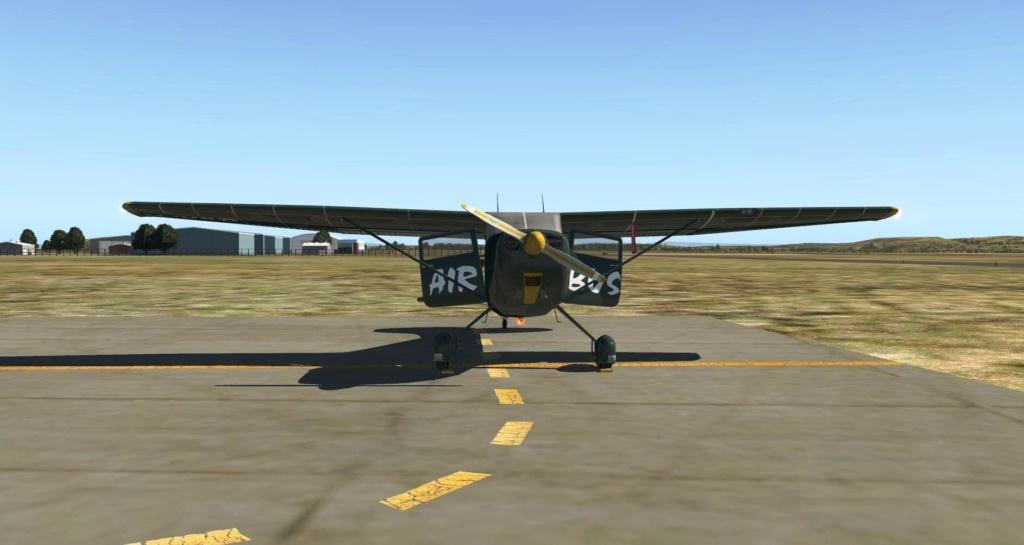 Compte rendu FSX-France Air Vintage Etape 89 X-pla134