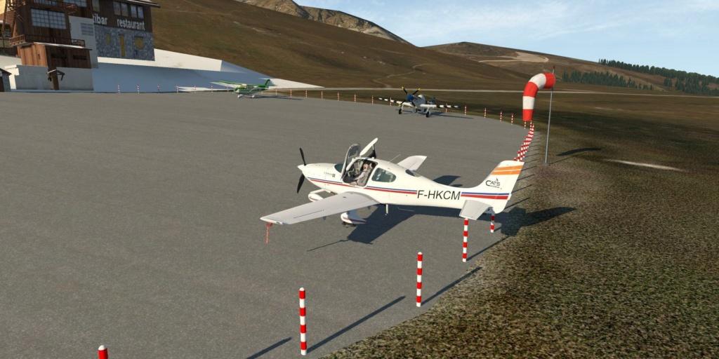 Compte rendu du vol touristique LFLI/LFNC X-pla154
