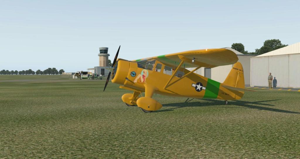 Le Howard DGA-15 X-pla160