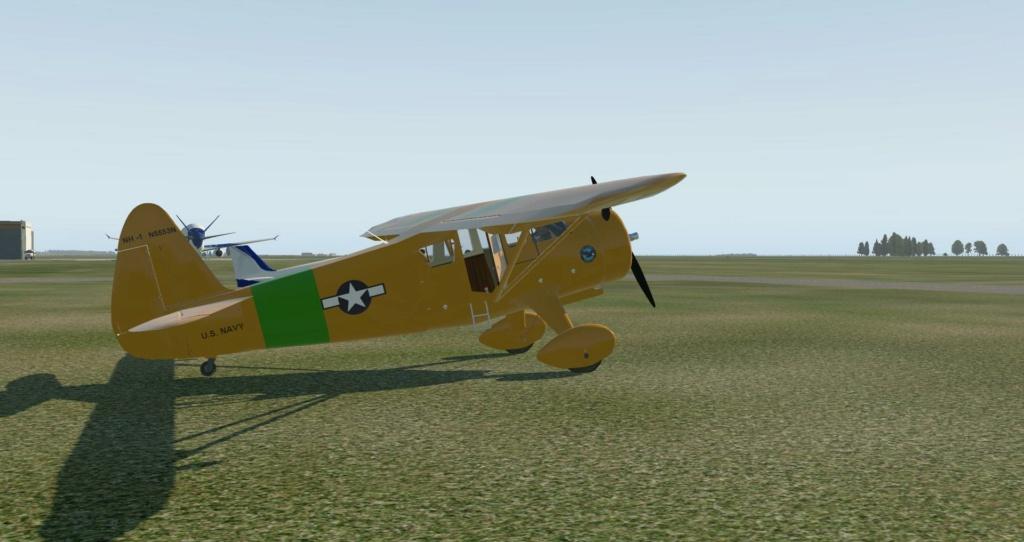 Le Howard DGA-15 X-pla164