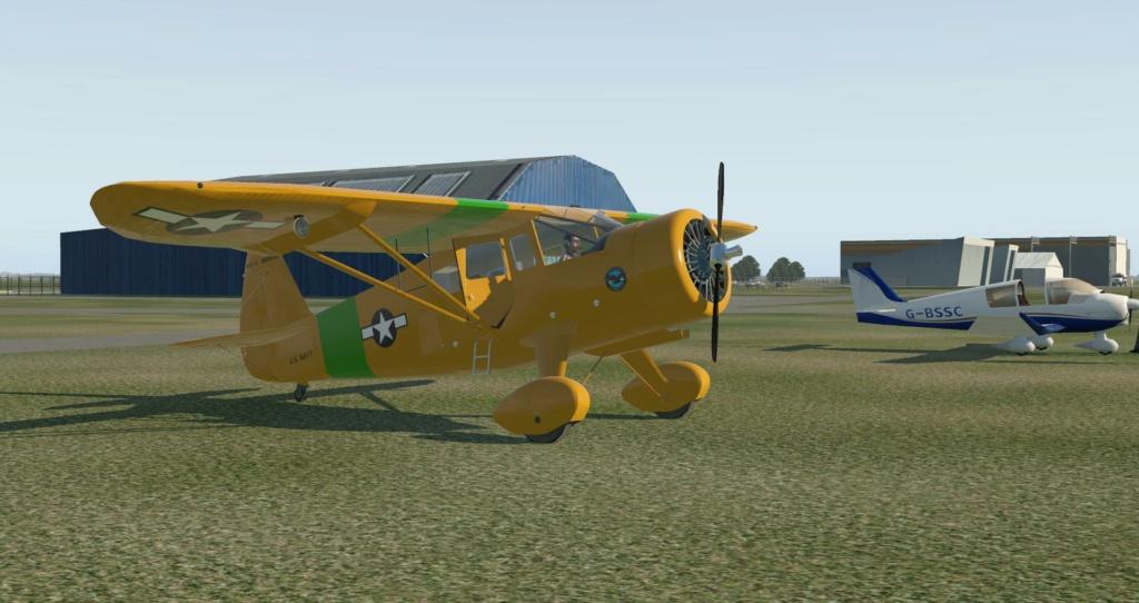 Le Howard DGA-15 X-pla165