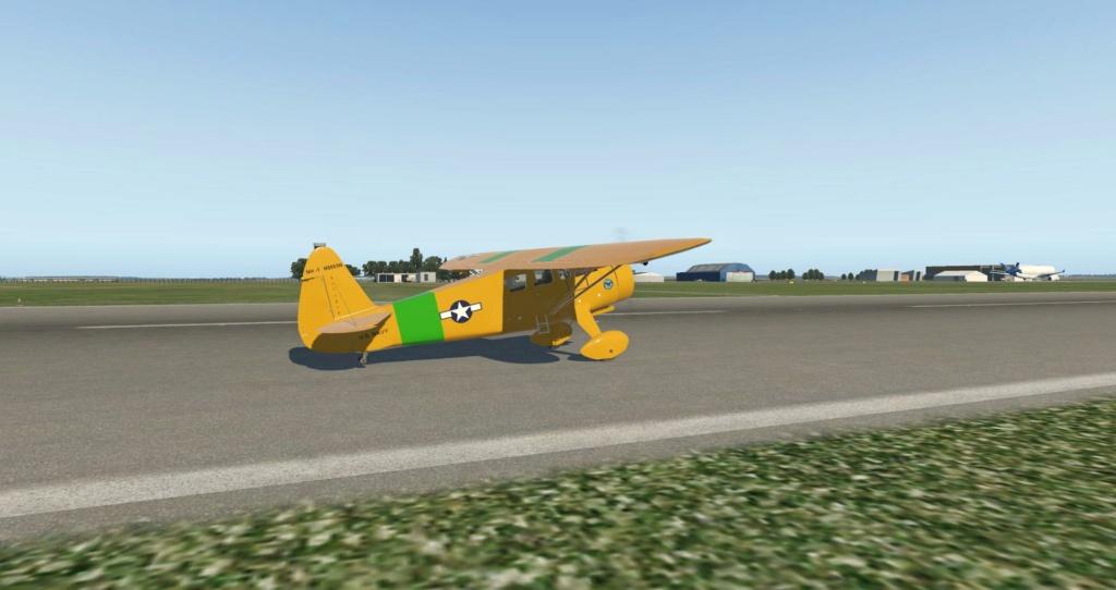 Le Howard DGA-15 X-pla170
