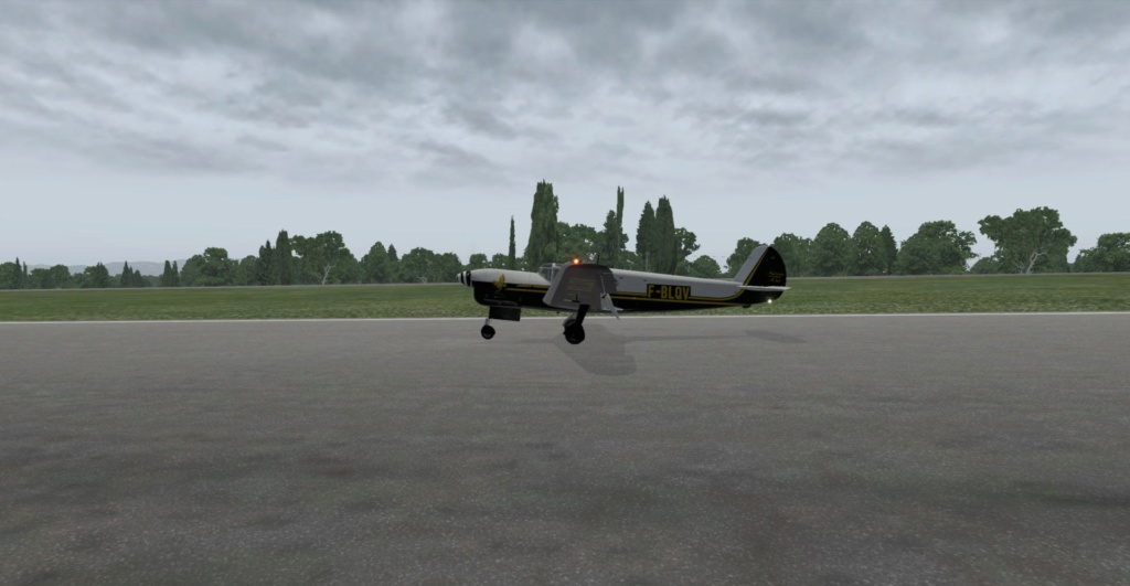 Compte-rendu FSX-France Air Vintage Etape 54 X-plan11