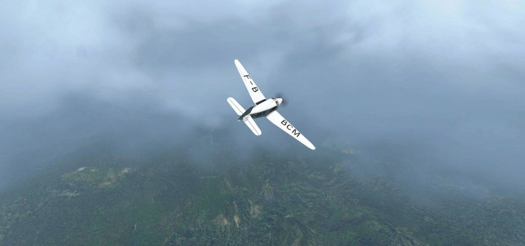 Compte-rendu FSX-France Air Vintage Etape 57 X-plan12