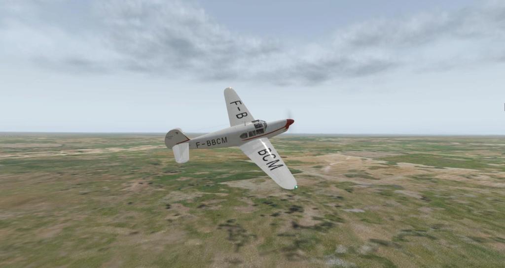 Compte-rendu FSX-France Air Vintage Etape 61 X-plan27
