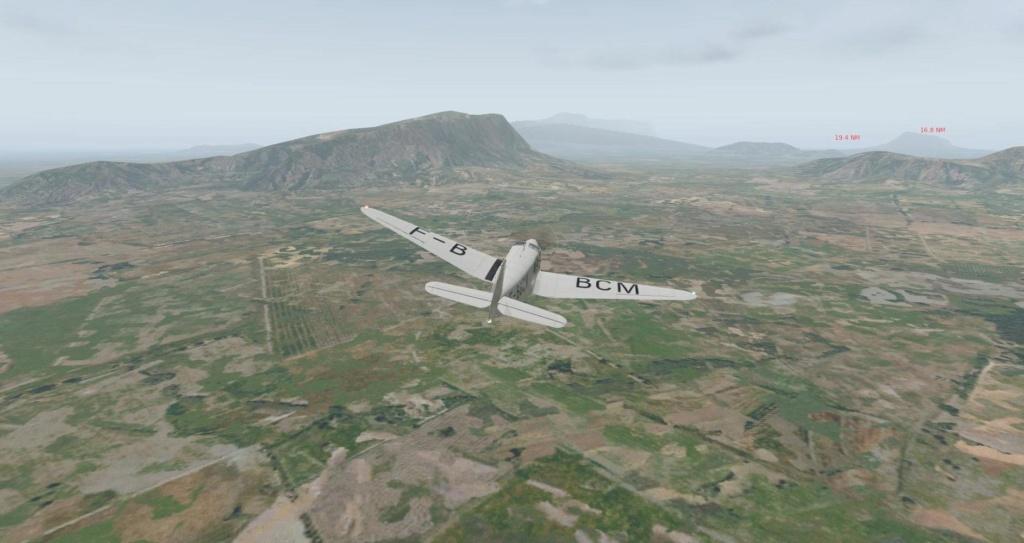 Compte-rendu FSX-France Air Vintage Etape 61 X-plan28