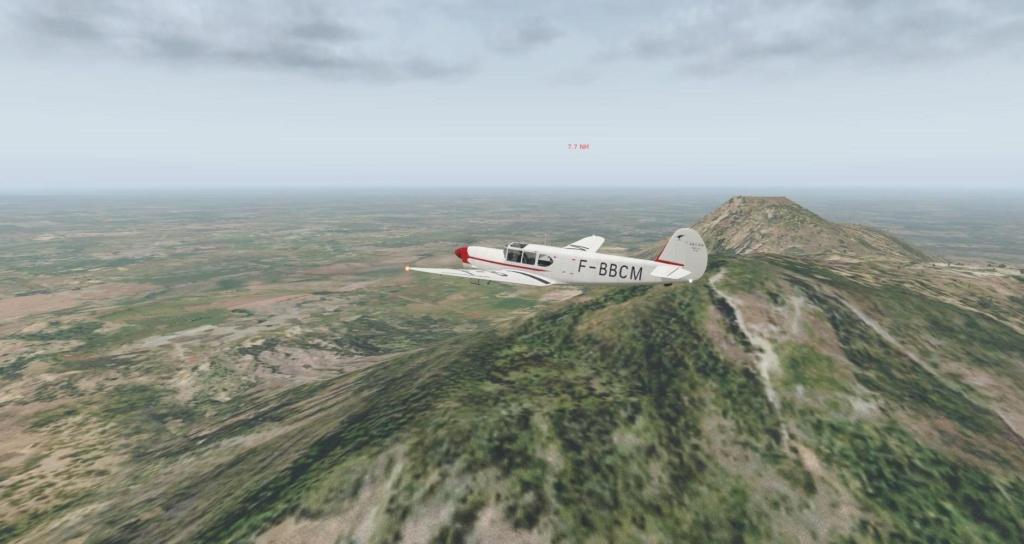 Compte-rendu FSX-France Air Vintage Etape 61 X-plan30