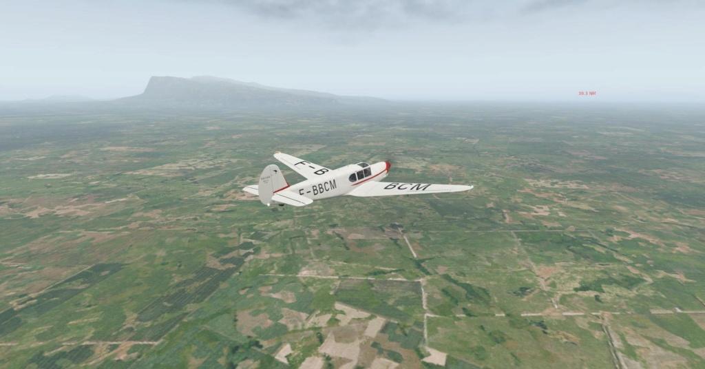 Compte-rendu FSX-France Air Vintage Etape 61 X-plan32