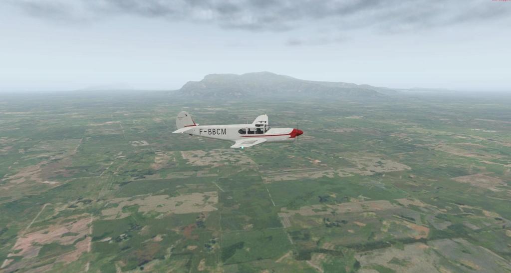 Compte-rendu FSX-France Air Vintage Etape 61 X-plan33