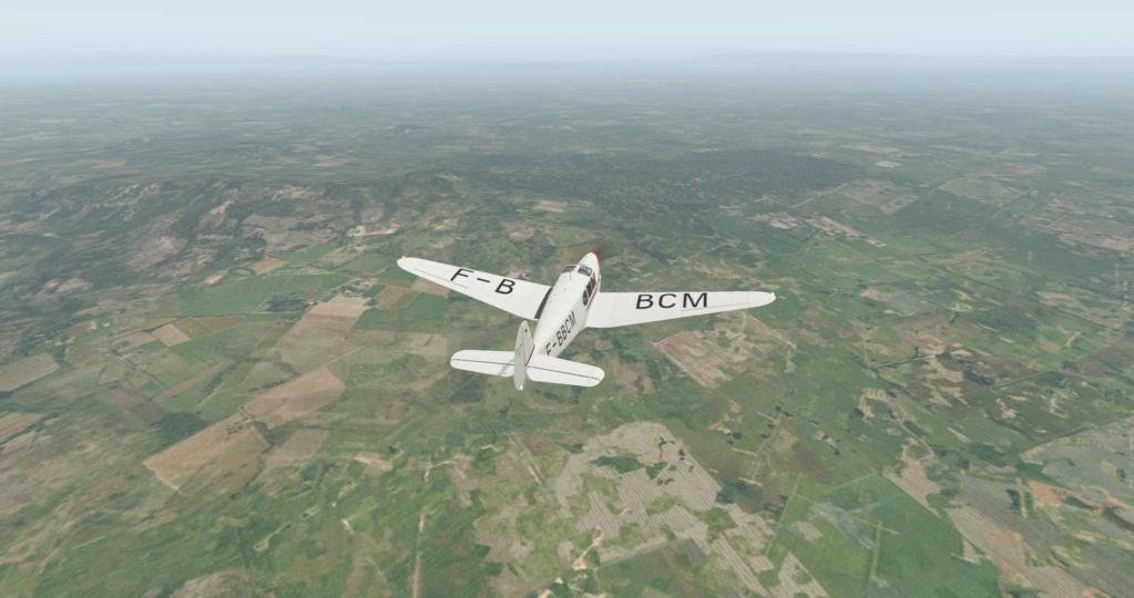 Compte-rendu FSX-France Air Vintage Etape 61 X-plan35