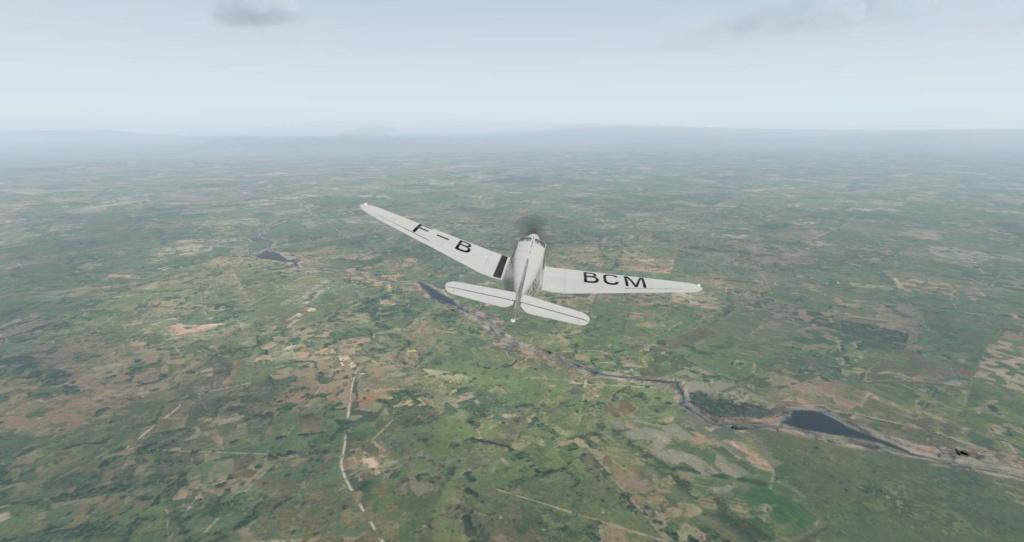Compte-rendu FSX-France Air Vintage Etape 61 X-plan36