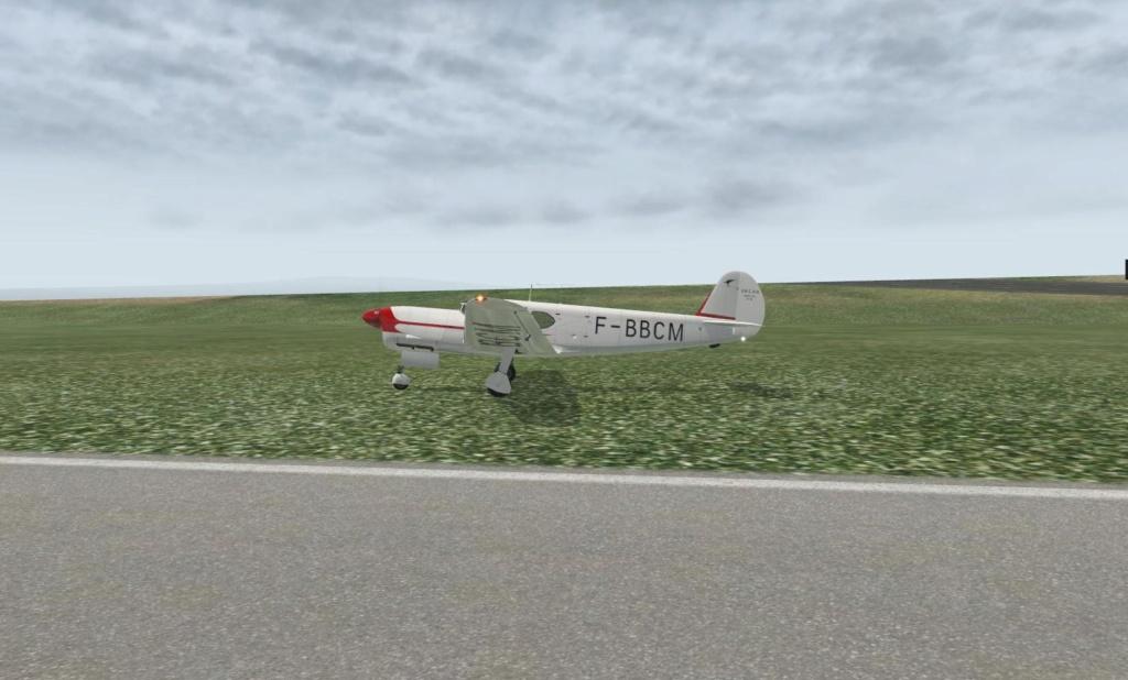 Compte-rendu FSX-France Air Vintage Etape 61 X-plan41