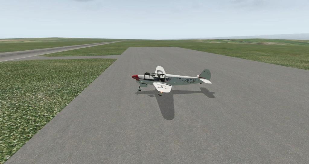 Compte-rendu FSX-France Air Vintage Etape 61 X-plan43