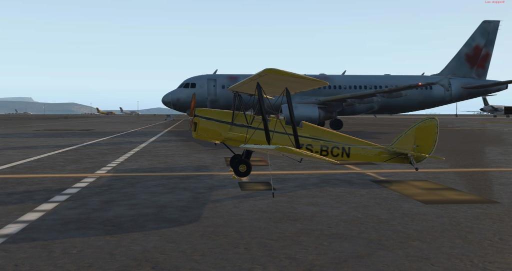 Le DH82 - Tiger Moth X-plan64