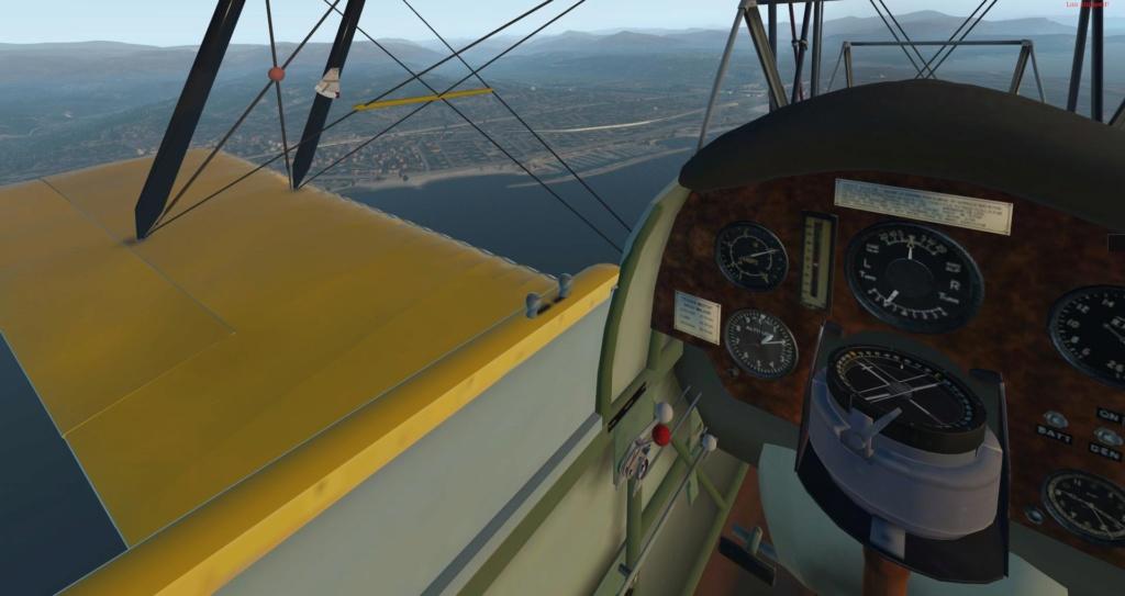 Le DH82 - Tiger Moth X-plan66