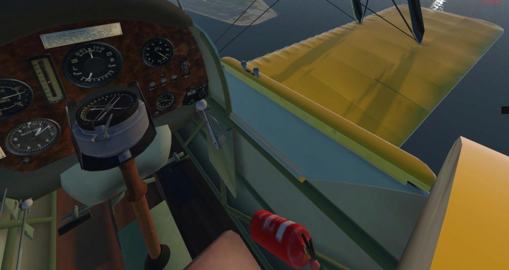 Le DH82 - Tiger Moth X-plan67