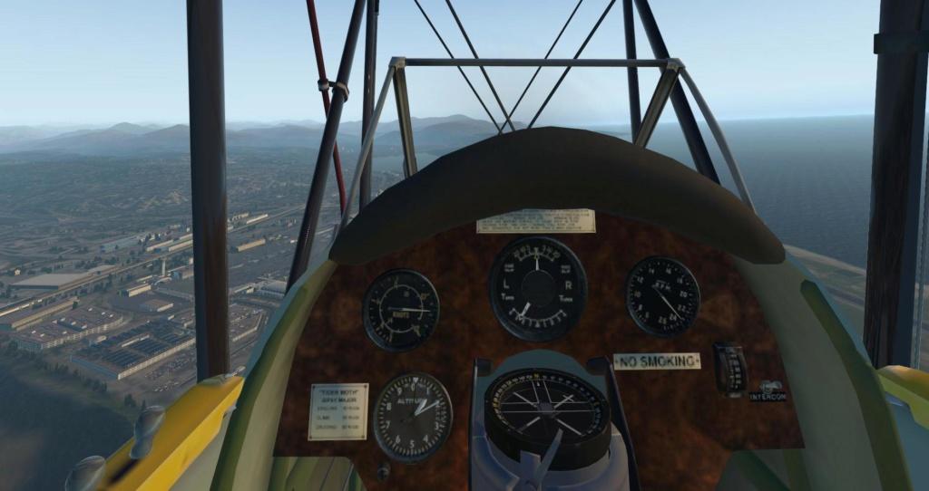 Le DH82 - Tiger Moth X-plan68