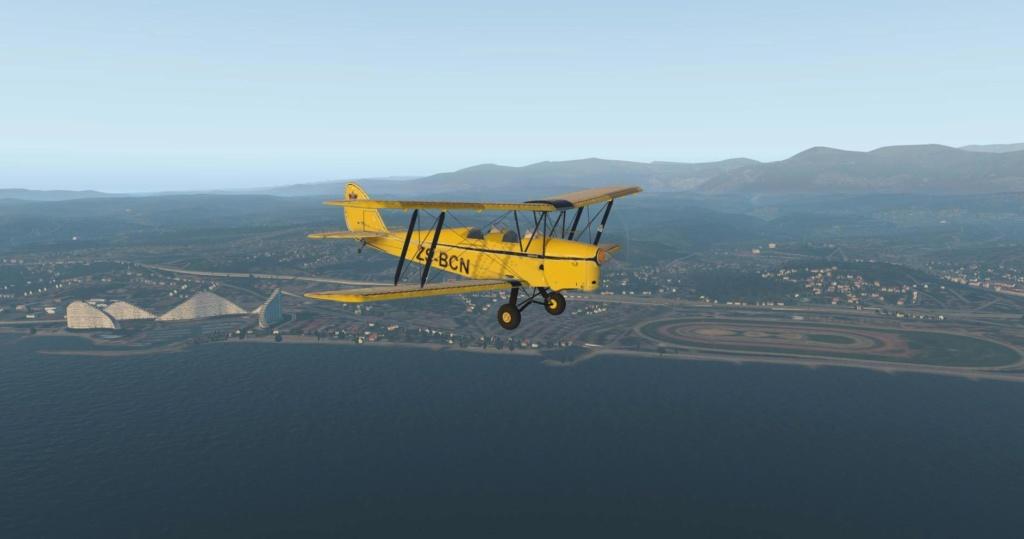 Le DH82 - Tiger Moth X-plan69