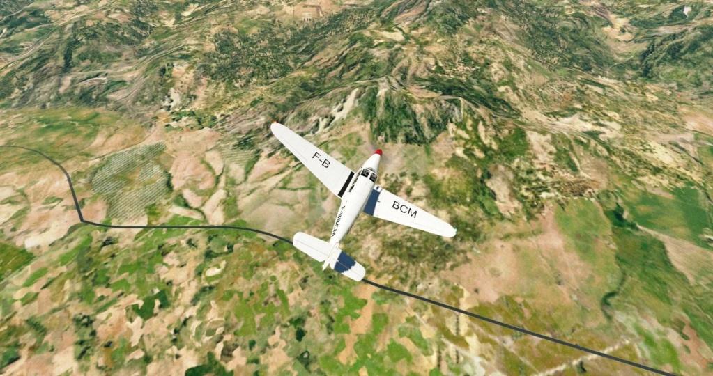 Compte-rendu FSX-France Air Vintage Etape 78 X-plan71
