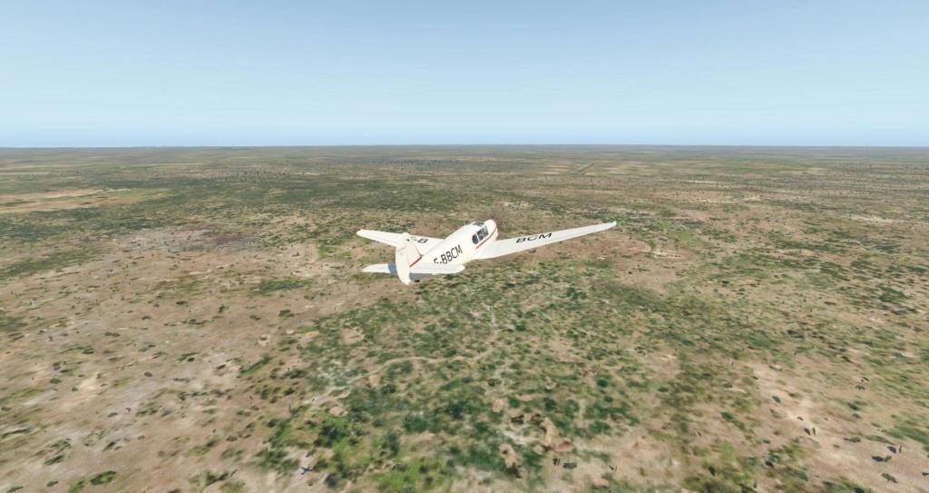 Compte-rendu FSX-France Air Vintage Etape 82 X-plan72