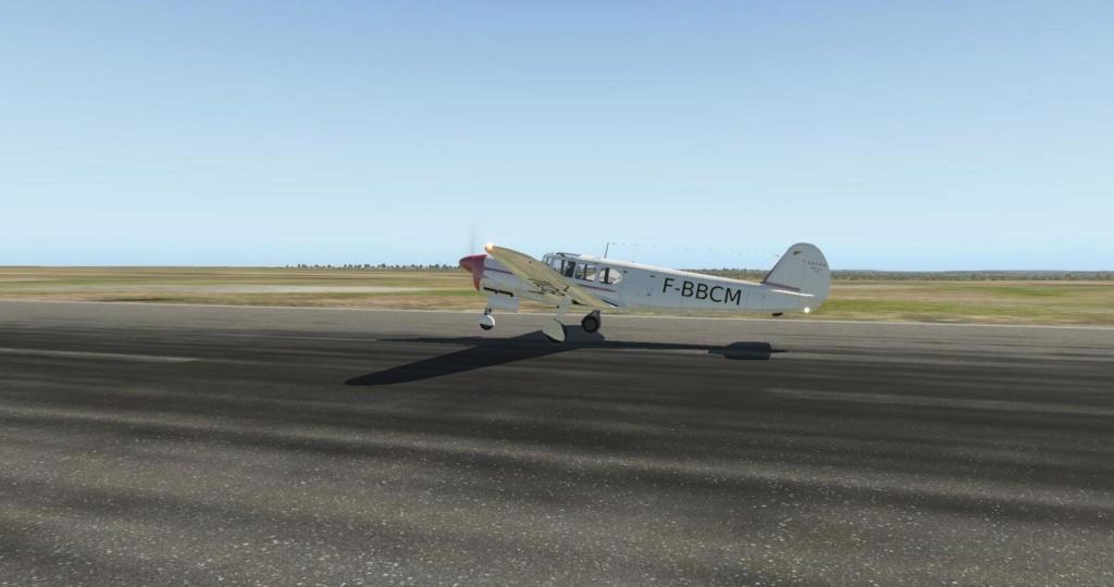 Compte-rendu FSX-France Air Vintage Etape 82 X-plan74