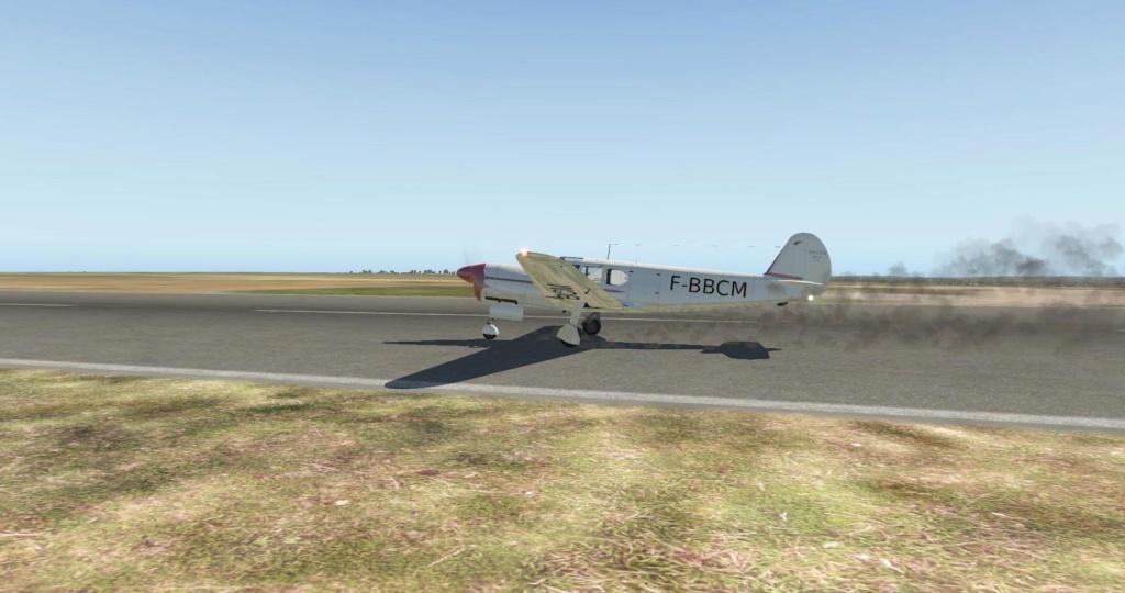 Compte-rendu FSX-France Air Vintage Etape 82 X-plan75