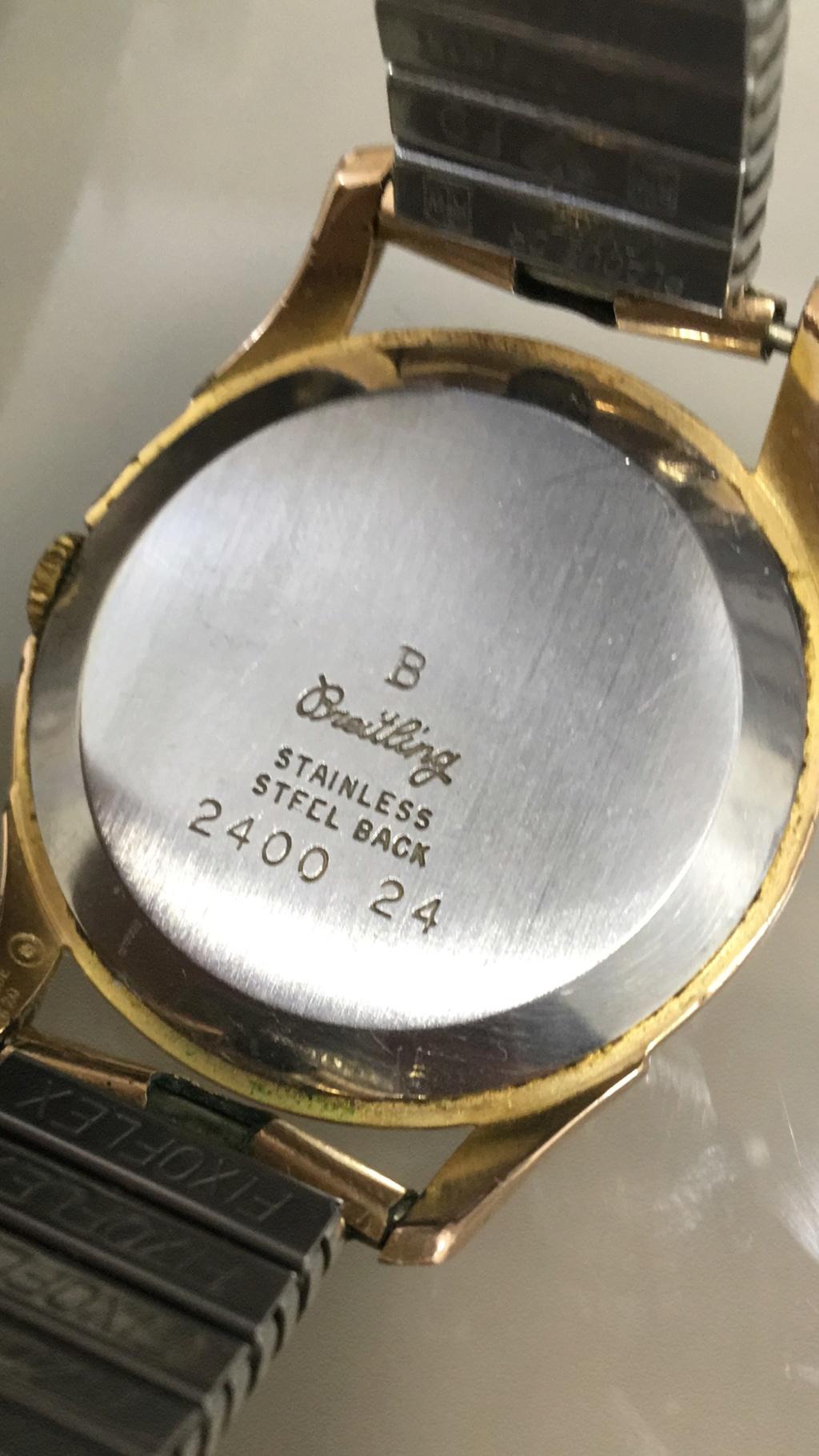 breitling vintage estimation + année de fabrication  B0c2c111