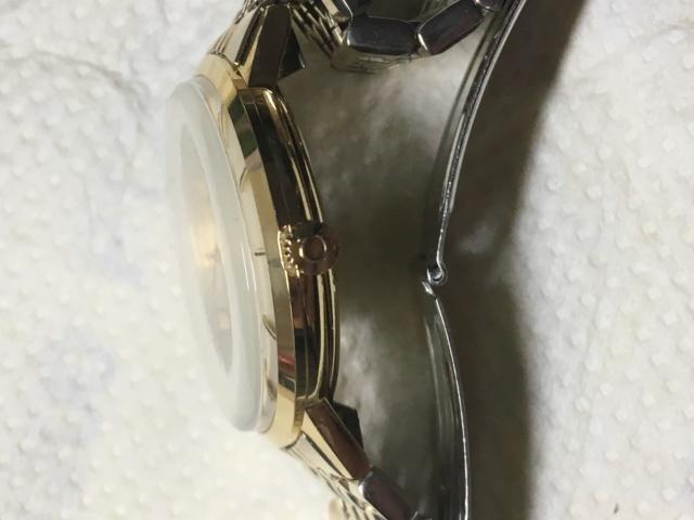 Omega Genève cal 601 70's or 18k  D7d4b810
