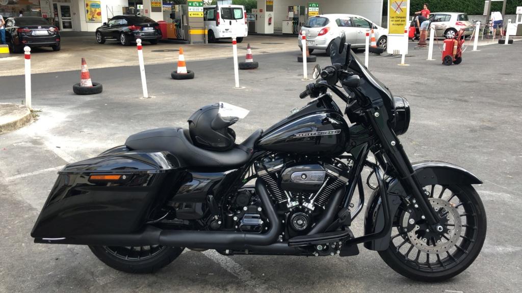 Harley Davidson Road King Special Stage 2 (Vendu) 21c01110