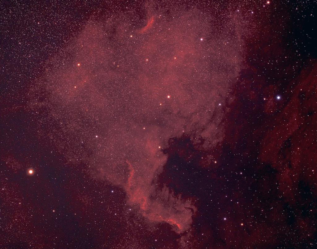 NGC7000 Ngc70010