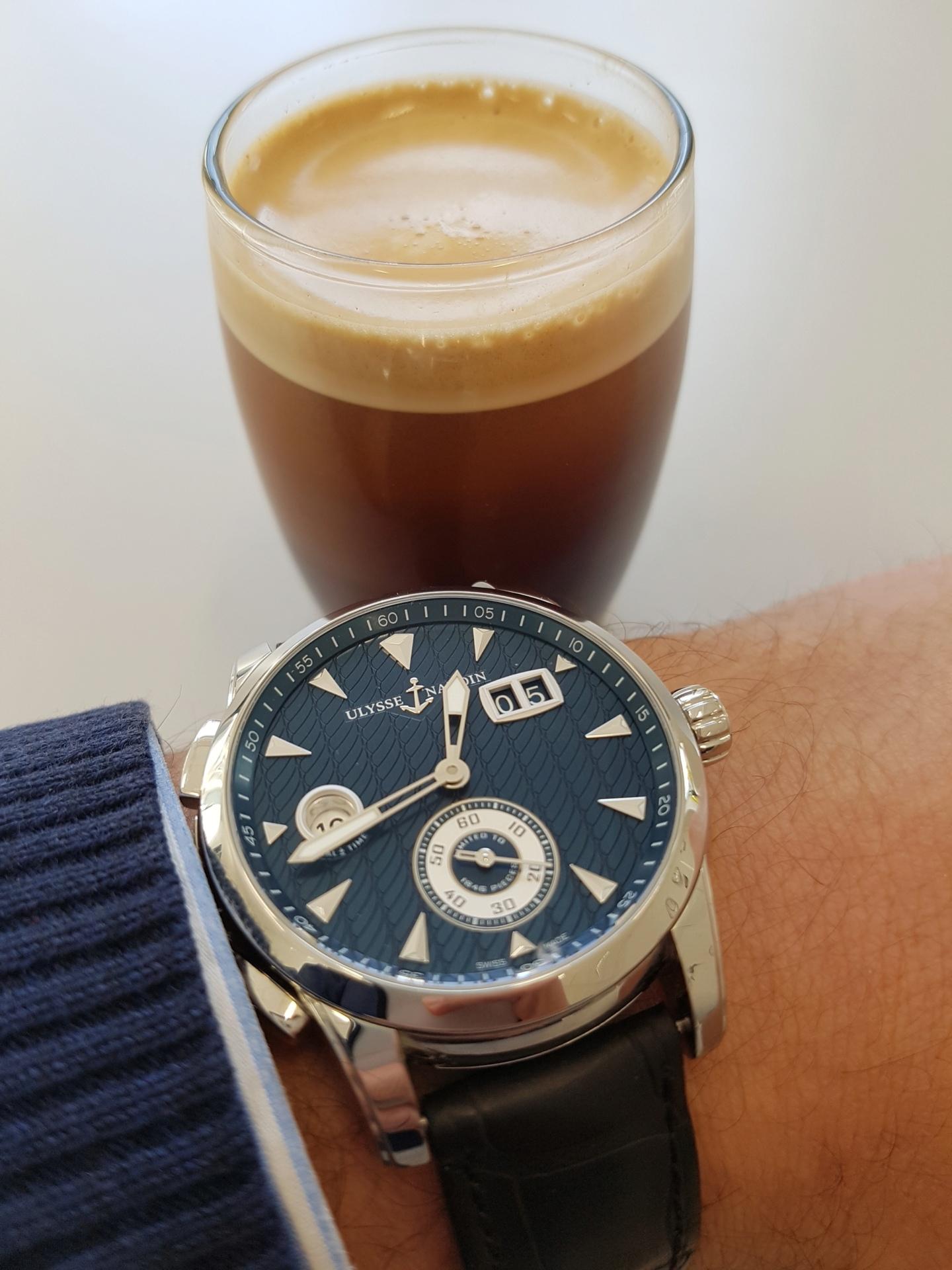 Pause café et montre (toutes marques) - tome III - Page 40 20190210