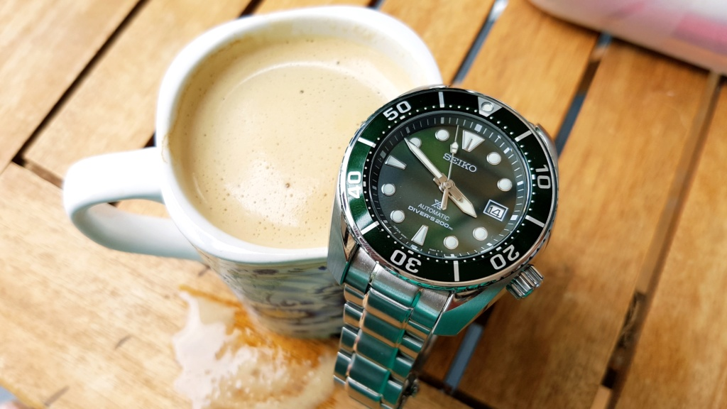 Pause café et montre (toutes marques) - tome III - Page 7 20190719