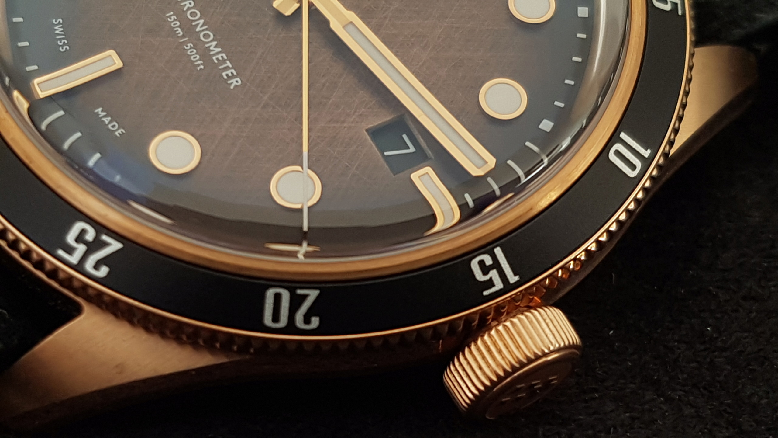 ward - [Revue] - Christopher Ward C65 Trident Bronze Ombre 20191131