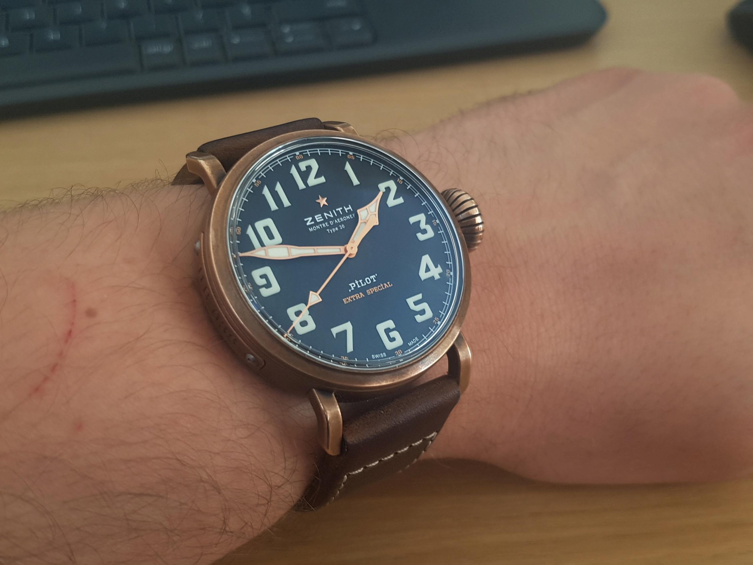 La montre de pilote par excellence - Pilot Type 20 Extra Special - Page 6 20200419